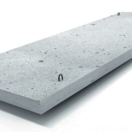 Плита перекрытия подпольных каналов