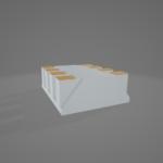 Шпальний блок Б24.20.7.5 (126.93)