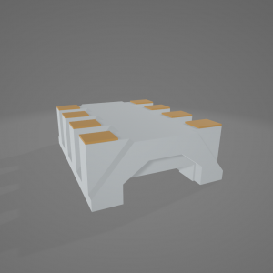 Шпальний блок Б24.20.7.5 (29.84)
